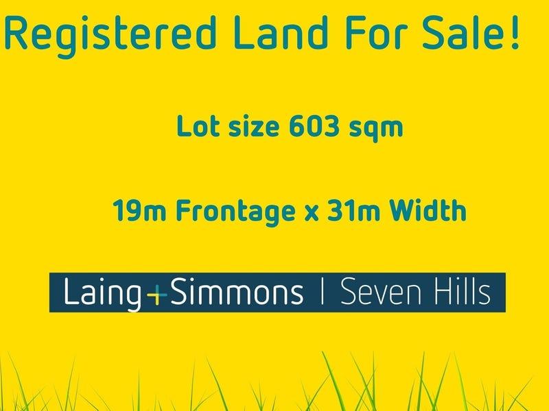 Lot 1063, 1270 Richmond Road, Marsden Park, NSW 2765