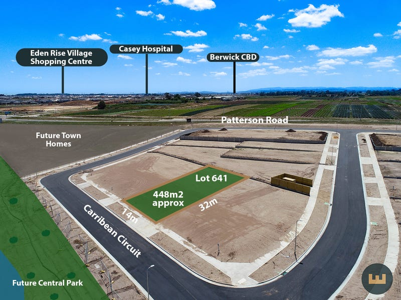 Lot 641, Carribean Circuit, Clyde North, Vic 3978