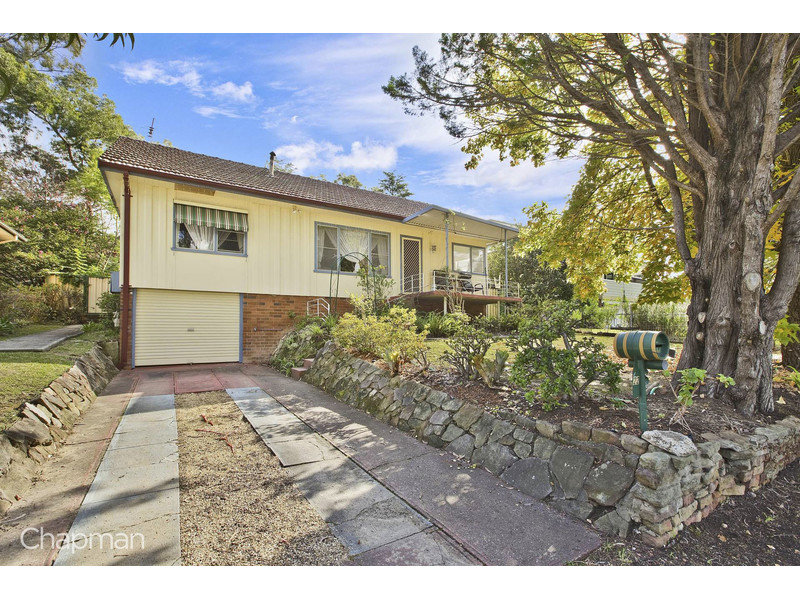 22 Gregory Terrace, Lapstone, NSW 2773