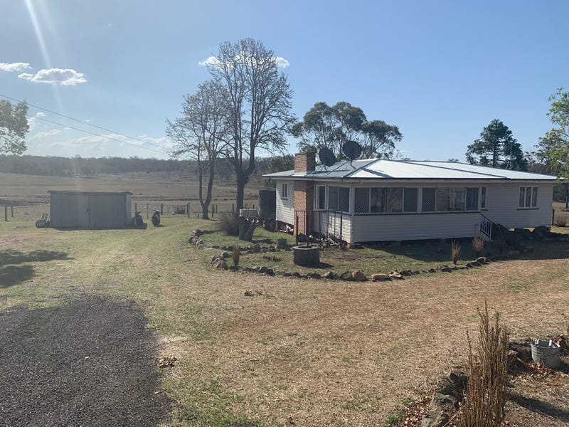 643 Odea Road, Elbow Valley, Qld 4370