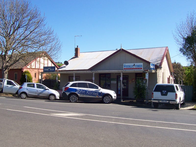 Gordon General Store Main Street, Gordon, Vic 3345