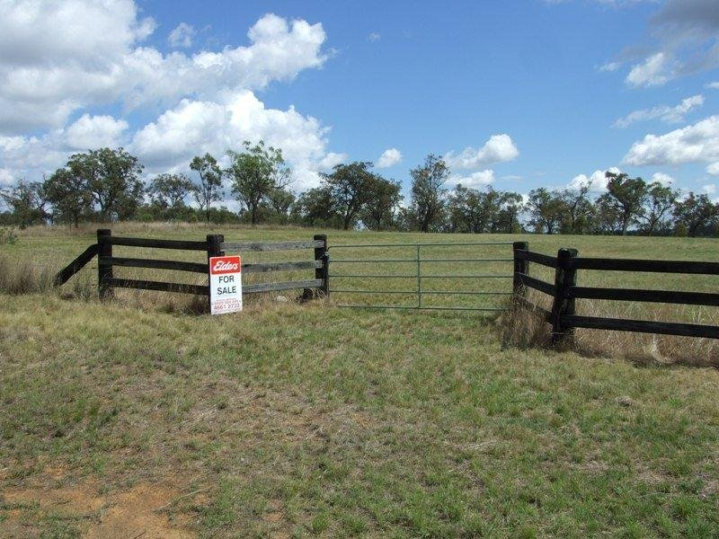 0 Black Soil Lane, Bony Mountain, Qld 4370