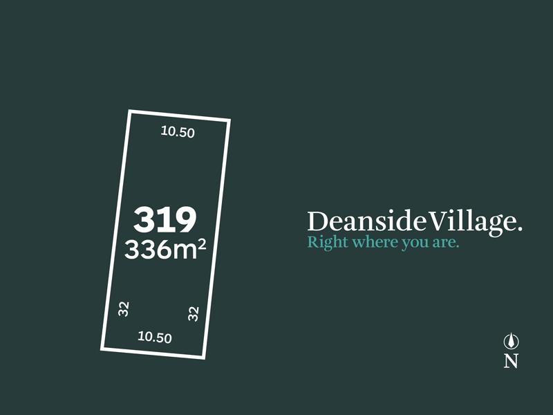 Lot 319, Kundram Court, Deanside, Vic 3336