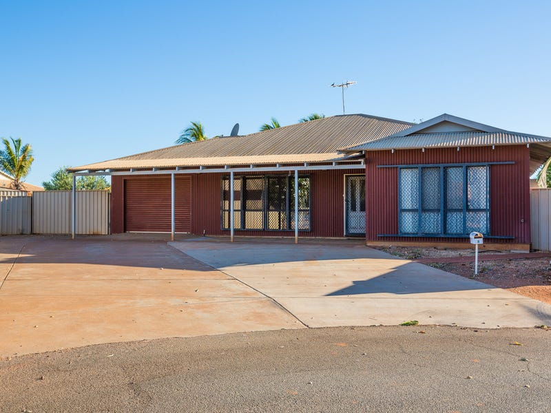 8 Bullara Place, South Hedland, WA 6722