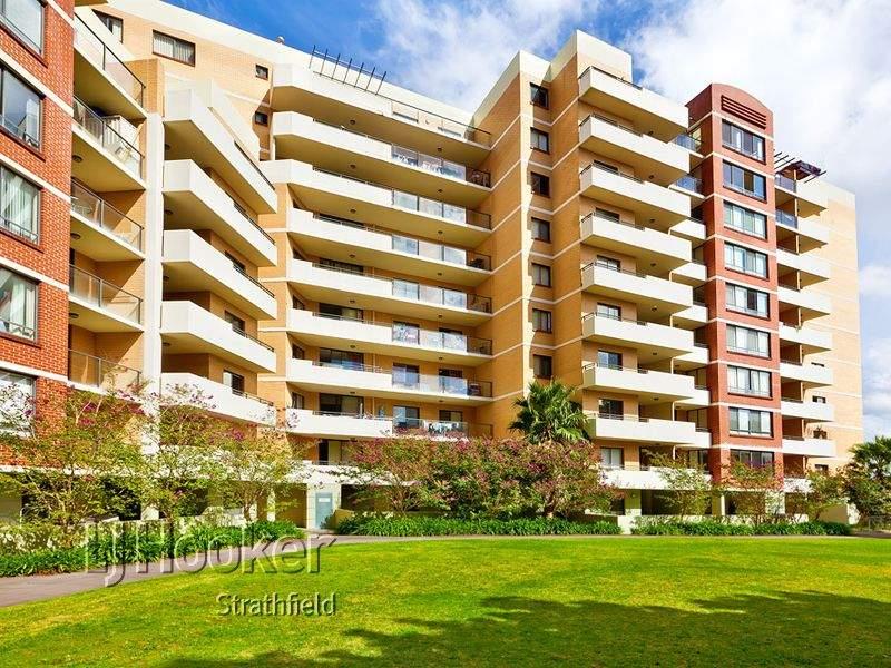 86/1 Clarence Street, Strathfield, NSW 2135