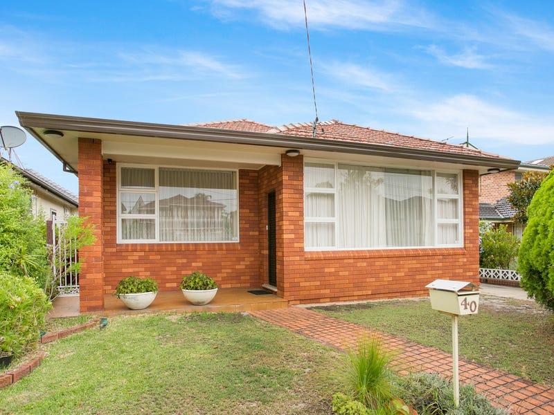 40 Scarborough Street, Monterey, NSW 2217