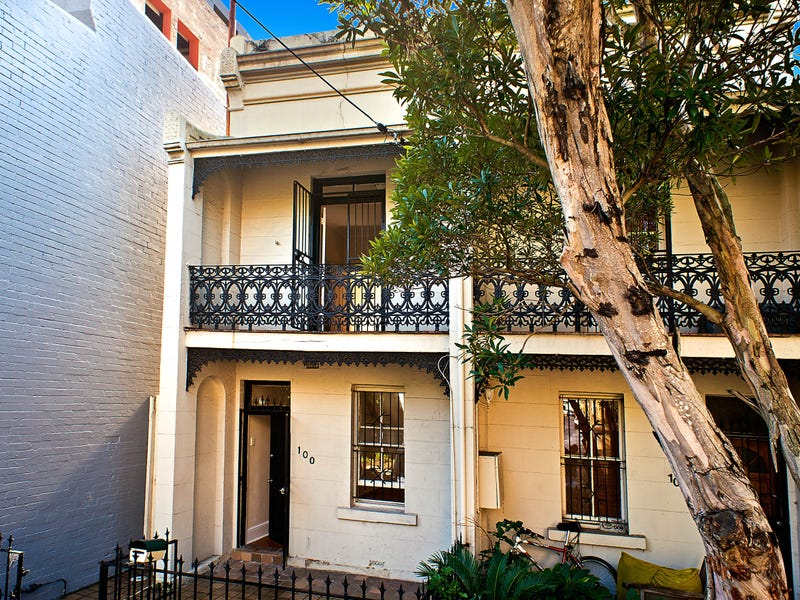 100 Myrtle Street, Chippendale, NSW 2008