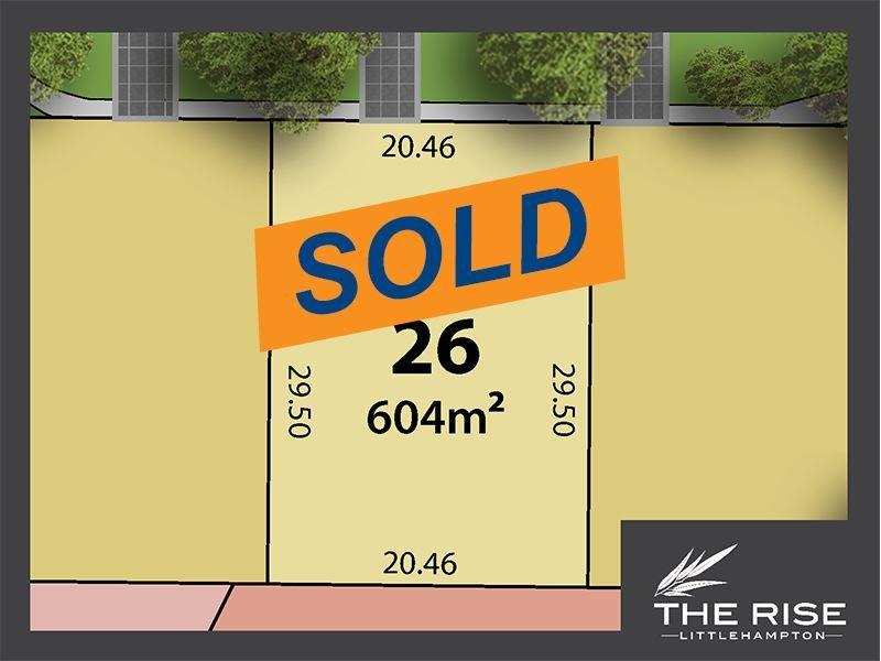Lot 26, Hallett Road, Littlehampton, SA 5250