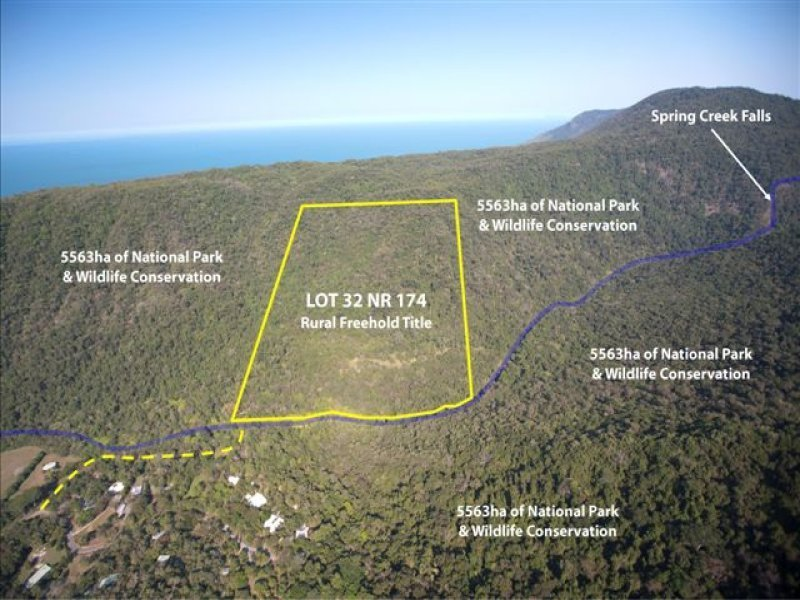 Lot 32 Spring Creek Road, Mowbray, Qld 4877