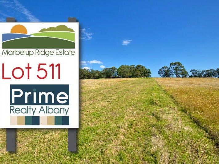 Lot 511, 152 Link Road, Marbelup, WA 6330