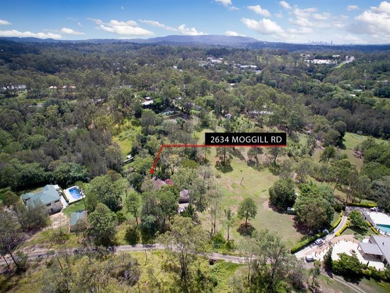 2634 Moggill Rd, Pinjarra Hills, Qld 4069