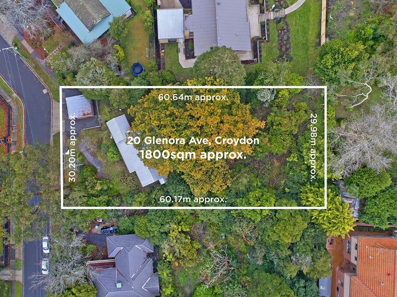 20 Glenora Avenue, Croydon, Vic 3136