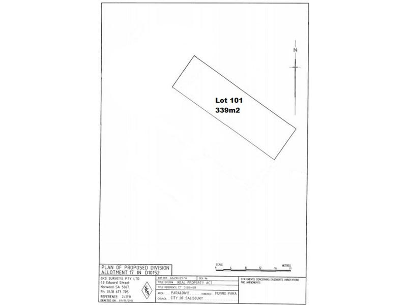 Lot 101, 302A Whites Road, Paralowie, SA 5108