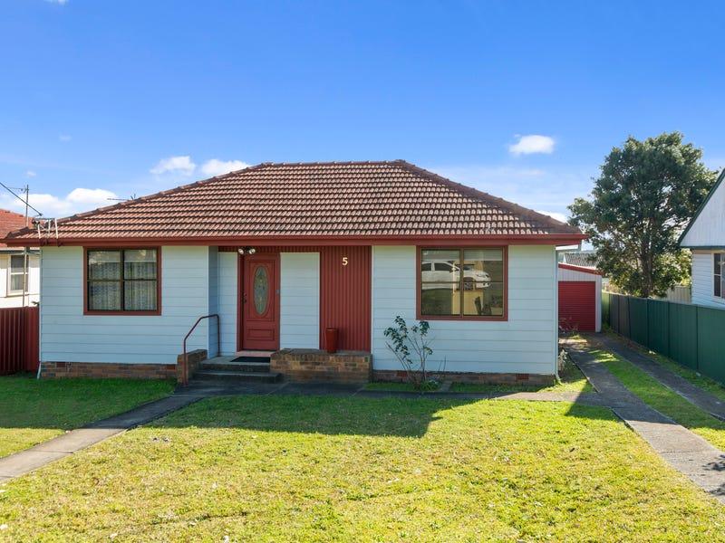 5 Beaton Street, Lake Illawarra, NSW 2528