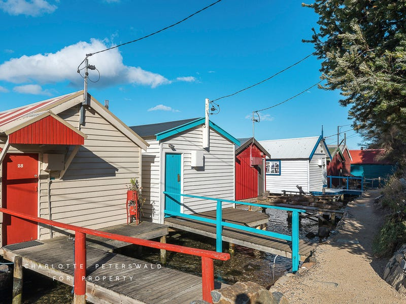 28 Boatshed Cornelian Bay, New Town, Tas 7008