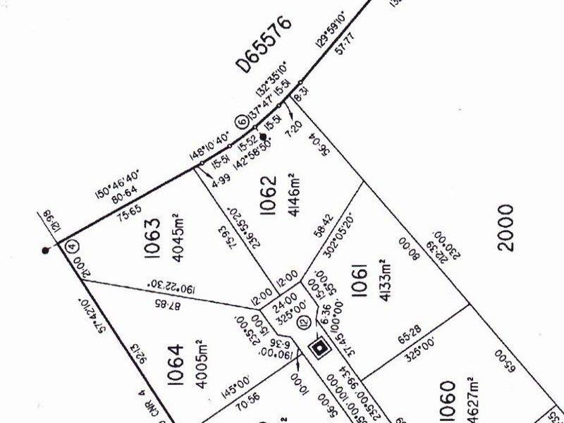 Lot 1062, 1 FAIRCLOUGH CRESCENT, Whyalla Jenkins, SA 5609