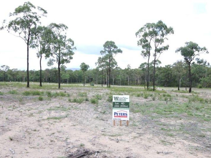 Lot 40 Abbey Circ, Weston, NSW 2326