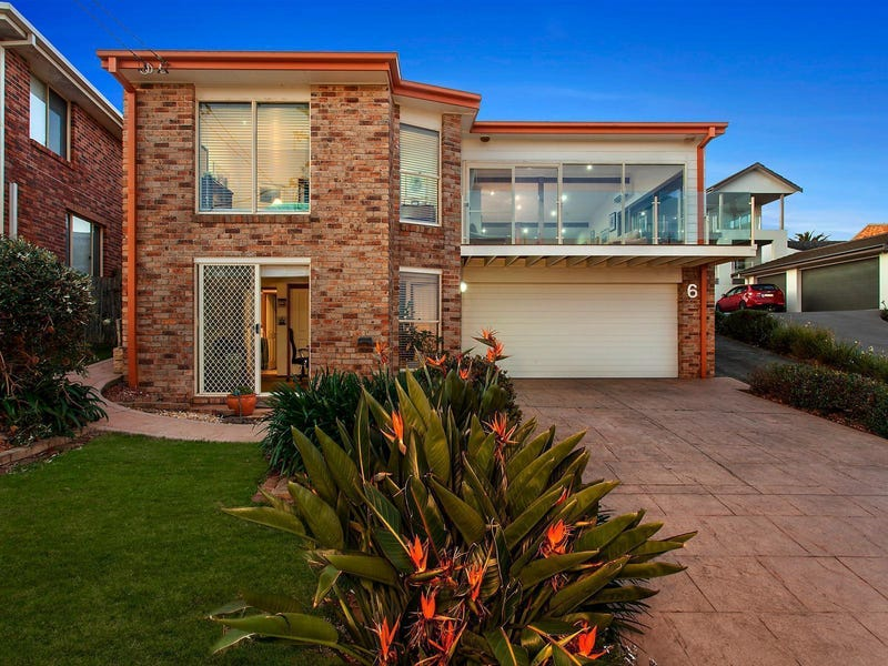 6 North Scenic Road, Forresters Beach, NSW 2260