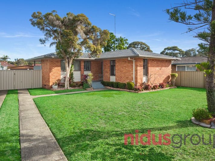 8 Pelsart Avenue, Willmot, NSW 2770
