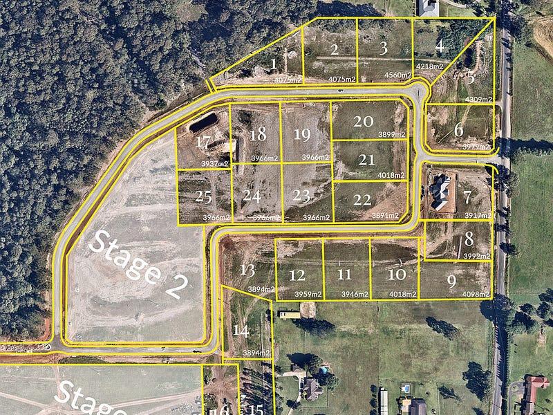 Proposed Lot 1, 'Tangala at Tapitallee' Illaroo Road, Tapitallee, NSW 2540