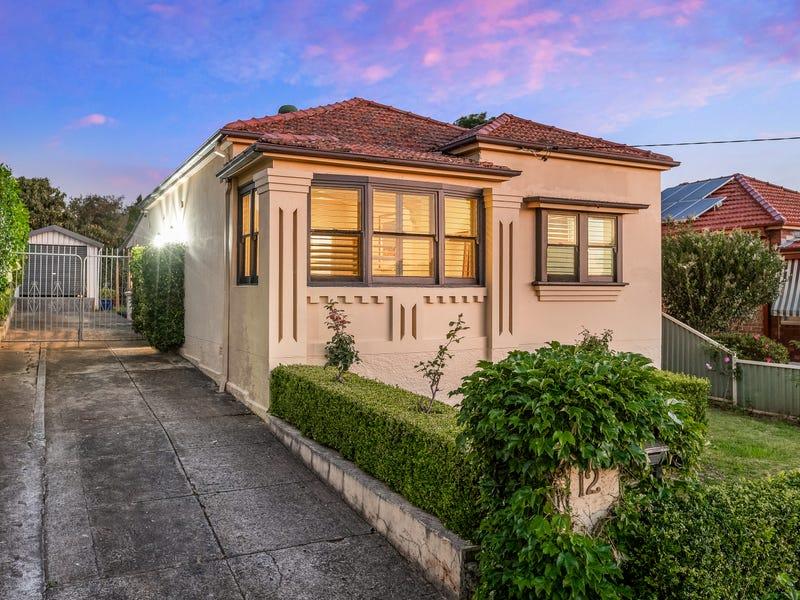 12 Woodlawn Avenue, Earlwood, NSW 2206
