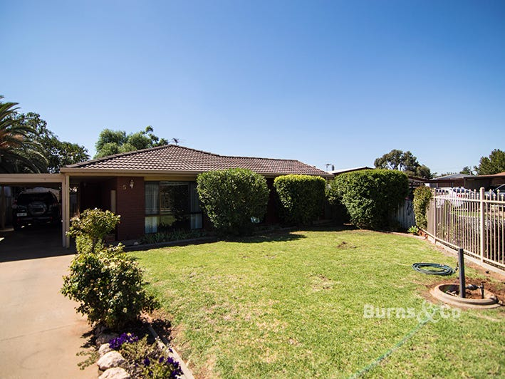 5 Hartley Court, Mildura, Vic 3500