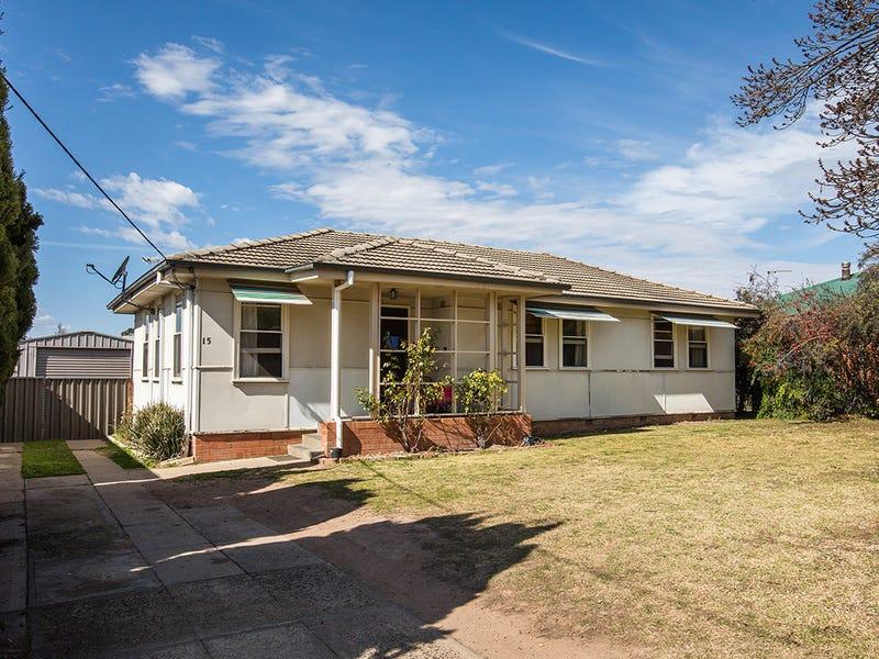 15 Winbourne Street, Mudgee, NSW 2850