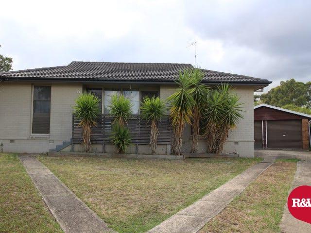 23 Welwyn Road, Hebersham, NSW 2770