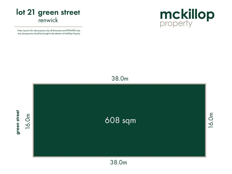 Lot 21 Green Street, Mittagong, NSW 2575