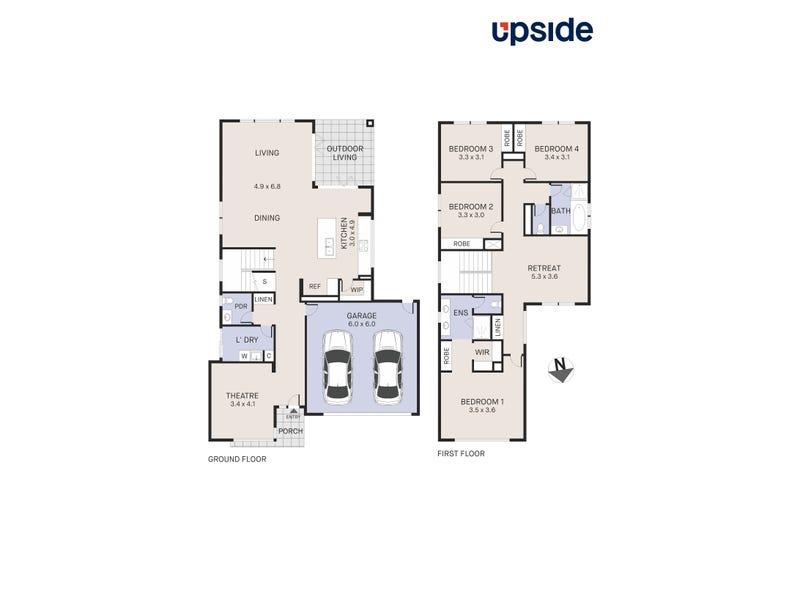 92 Merrijig Drive, Torquay, Vic 3228 - floorplan