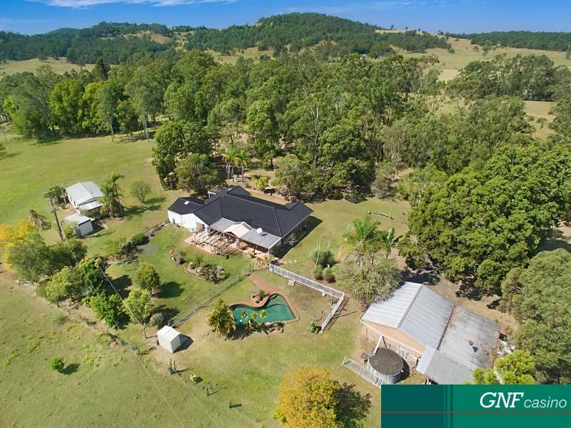 655 Naughtons Gap Road - NAUGHTONS GAP via, Casino, NSW 2470