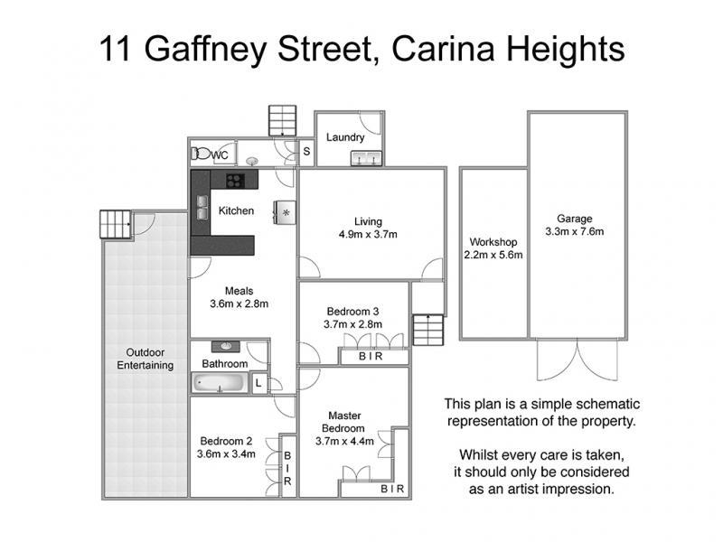 11 Gaffney Street, Carina Heights, Qld 4152