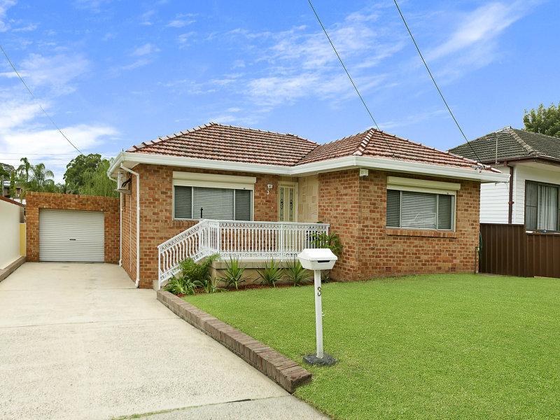 3 Dawes avenue, Regents Park, NSW 2143