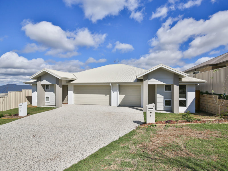 U1, 5 Preston Court, Glenvale, Qld 4350