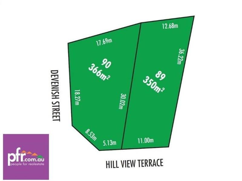 Lot 90, 65 Hill View Terrace, St James
