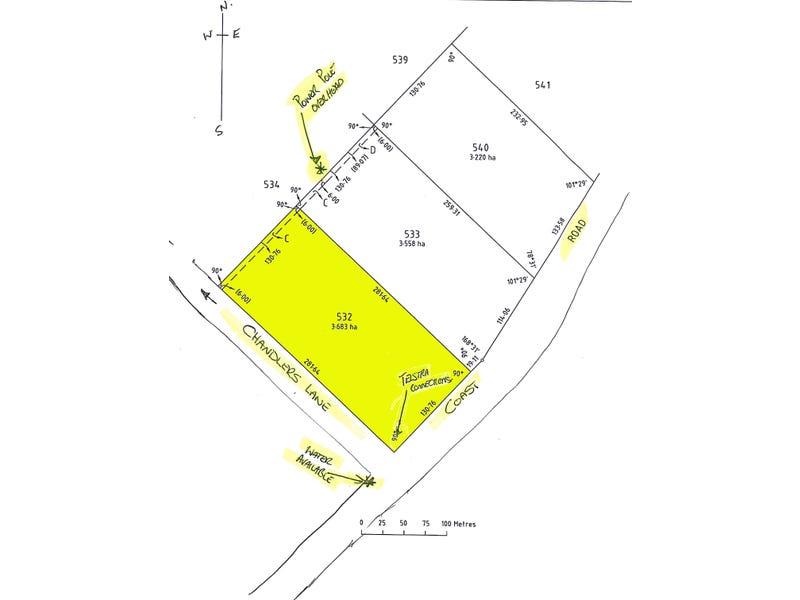 Section 532 Coast Road, Tickera