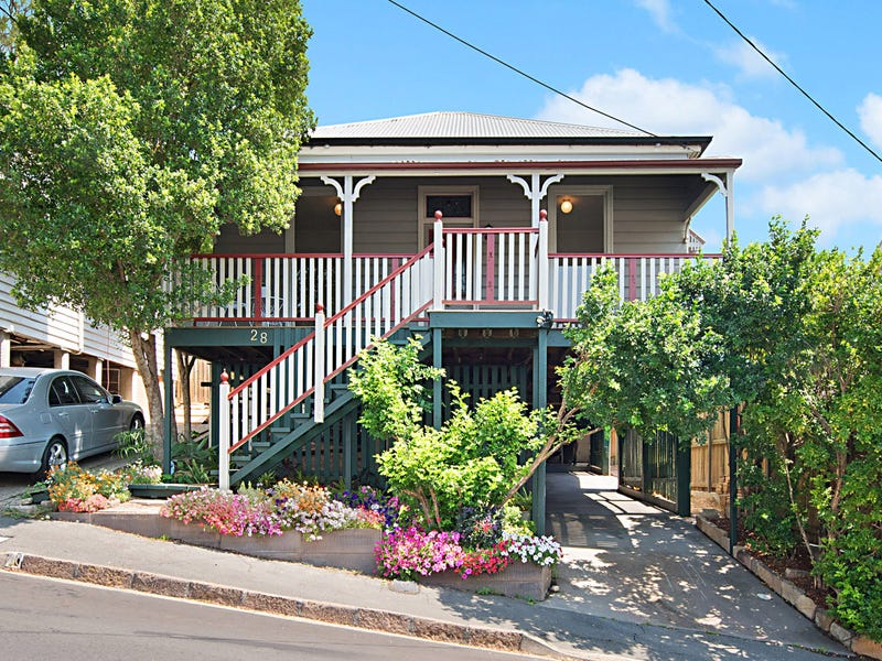 28 Sheriff Street, Petrie Terrace, Qld 4000