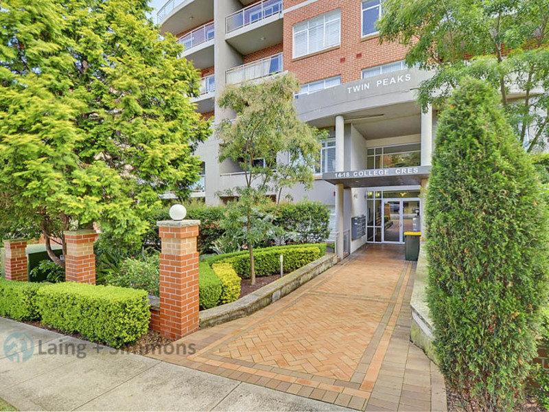 4/14-18 College Crescent, Hornsby, NSW 2077