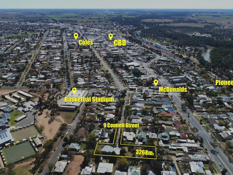 9 Connell Street, Swan Hill, Vic 3585