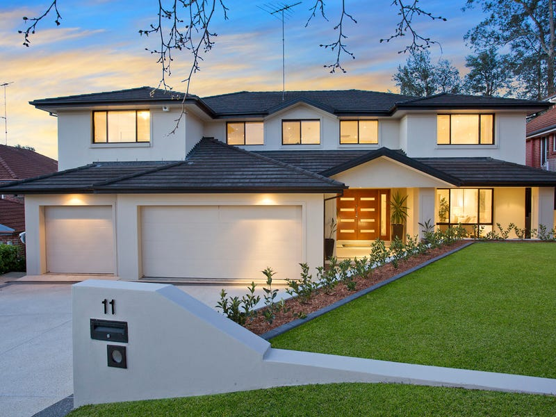 11 Crinan Court, Castle Hill, NSW 2154