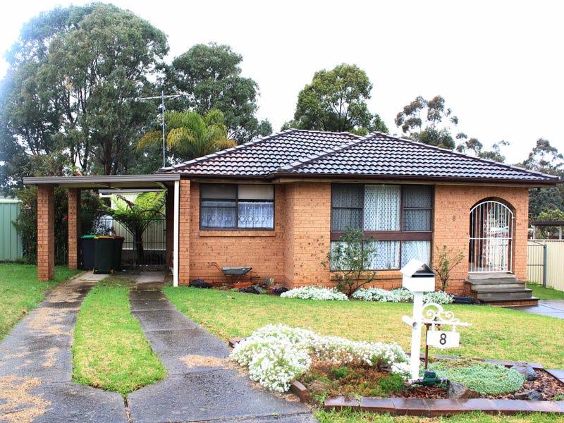 8 Ariel Pl, Rosemeadow, NSW 2560
