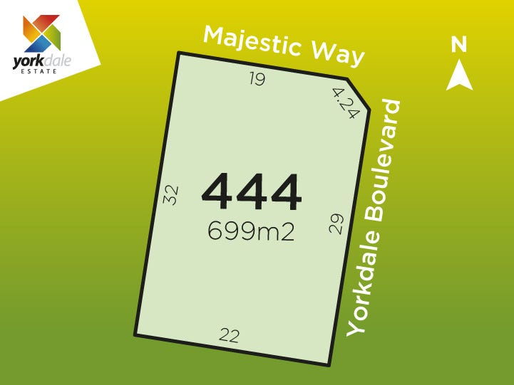 Lot 444 Majestic Way, Delacombe, Vic 3356