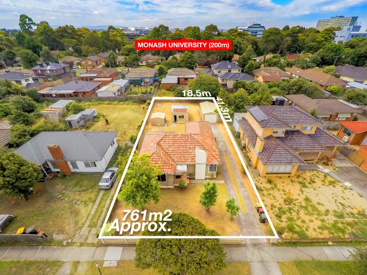16 Marshall Avenue, Clayton, Vic 3168