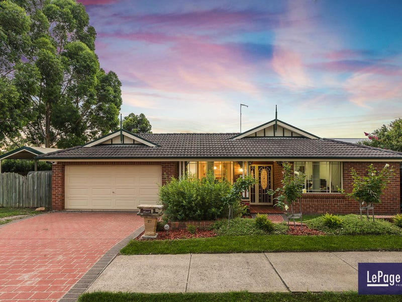 37 Stanford Cct, Rouse Hill, NSW 2155