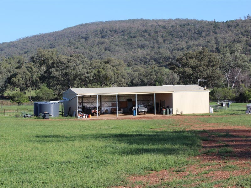 """""""Clairevale"""" Digby Lane, Curlewis, NSW 2381"""