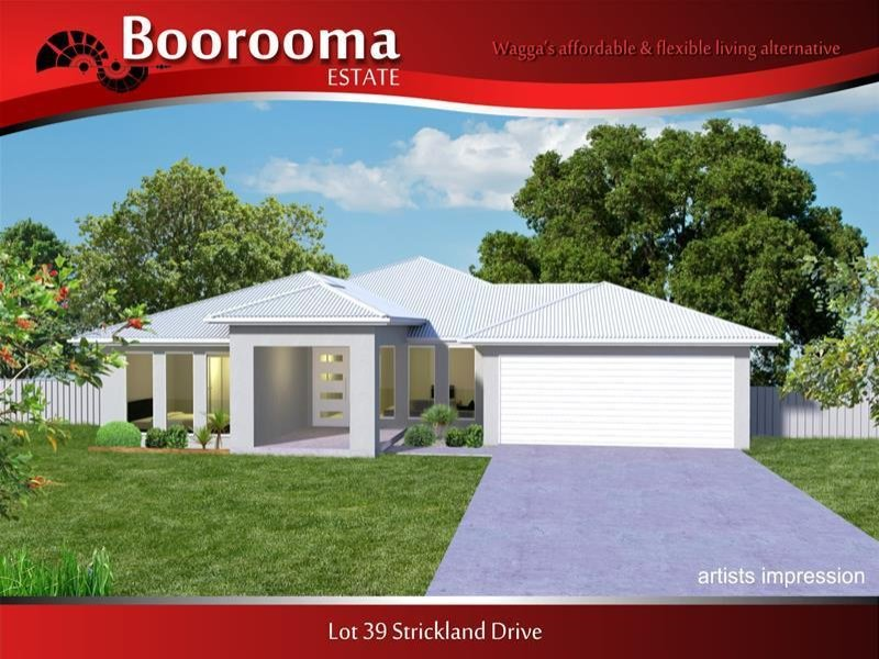 115(Lot39) Strickland Drive, Boorooma, NSW 2650