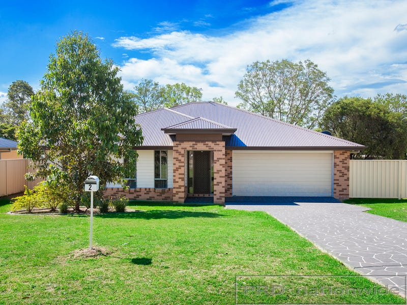 2 Hughes Close, Kurri Kurri, NSW 2327