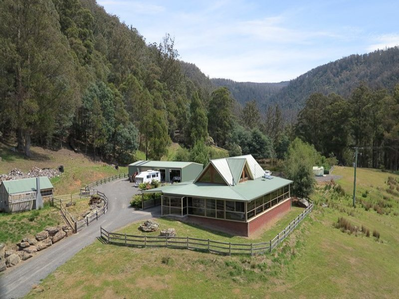 386 White Timber Road, Lachlan, Tas 7140