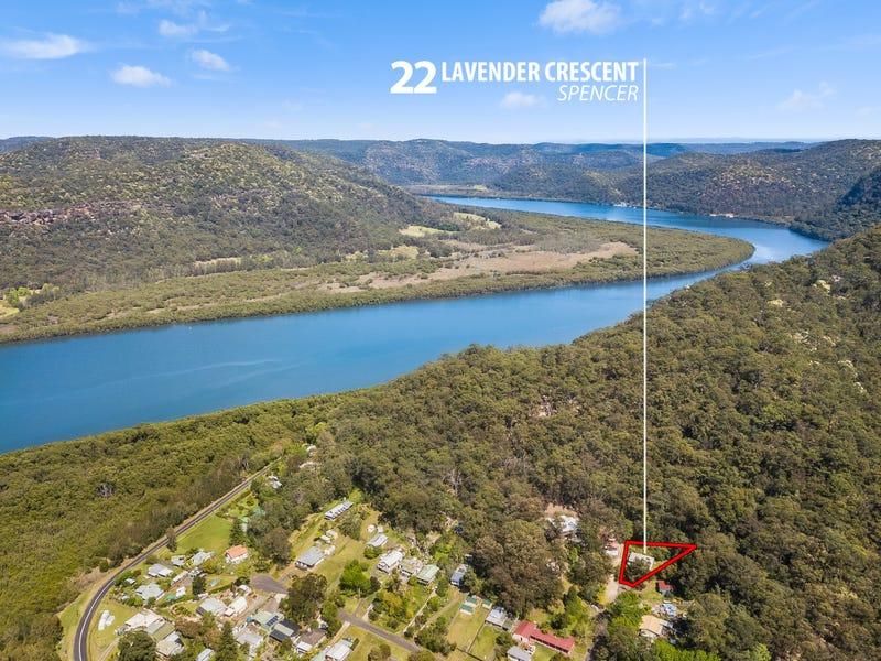 22 Lavender Crescent, Spencer, NSW 2775