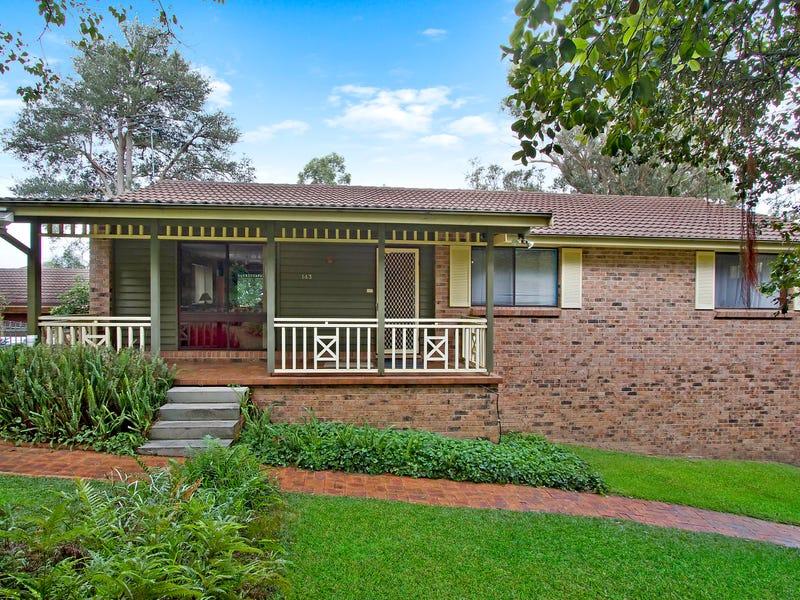 143 Lieutenant Bowen Road, Bowen Mountain, NSW 2753